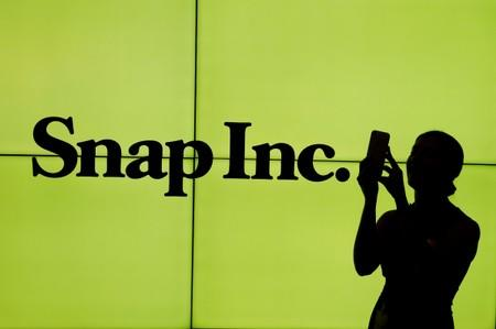 Snap's Android fix, gender-changing lens boost users, shares up 9%