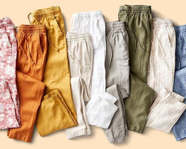 Select pants are just $17 at Old Navy, but only for one day. Image via Instagram/OldNavy.
