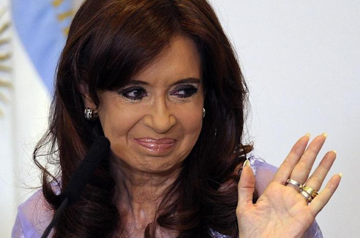 Argentine President Cristina Kirchner has been in office since 2007 (AFP Photo/Alejandro Pagni)
