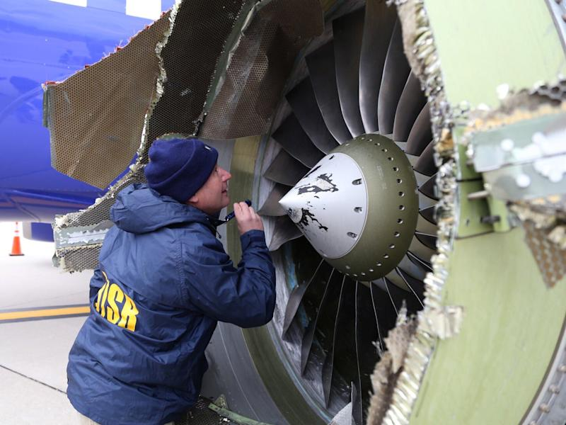 southwest airlines ntsb