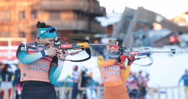 Biathlon - CM (H) - Julia Simon (9e de la poursuite du Grand-Bornand) : « Beaucoup de positif »