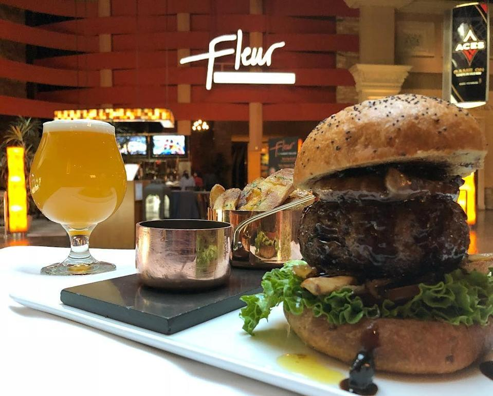 "<p>Why spend 99 cents on a burger from McDonald's when you can spend $5,000 on a burger at <a href=""https://www.tripadvisor.com/Restaurant_Review-g45963-d556773-Reviews-Fleur_By_Hubert_Keller-Las_Vegas_Nevada.html"" rel=""nofollow noopener"" target=""_blank"" data-ylk=""slk:Fleur"" class=""link rapid-noclick-resp"">Fleur</a> in Vegas? This particular burger may not come with a happy meal but it does come with wagyu beef, seared foie gras, a mound of shaved truffles, and a bottle of 1995 Chateau Petrus (a super high-end Bordeaux) to wash it all down. Cheers to hitting the jackpot.</p>"