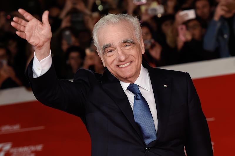 Martin Scorsese at Rome Film Fest 2019. Rome (Italy), October 21st, 2019 (photo by Marilla Sicilia/Archivio Marilla Sicilia/Mondadori Portfolio via Getty Images)