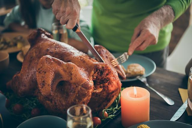 Customers took to Twitter to complain that their 'spoilt' turkeys had ruined Christmas after some found theirs had gone 'rotten' when they were within their sell-by date (file image) (Getty Images)