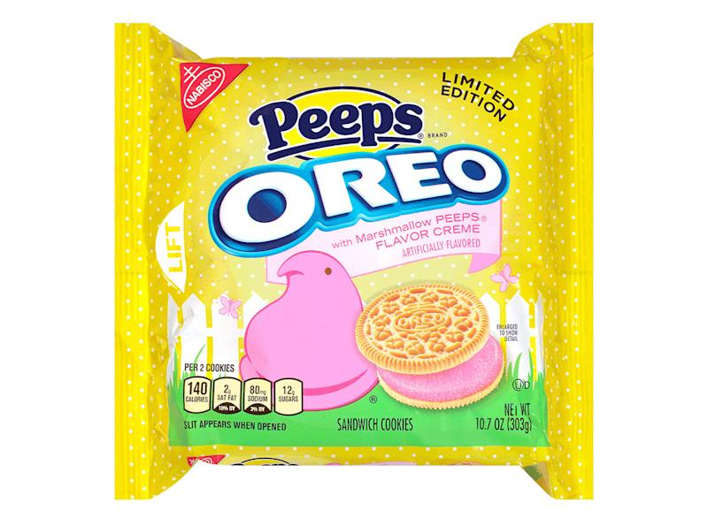 peeps oreo pack limited edition