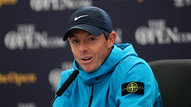 Open Championship a massive thing for Northern Ireland, says Rory McIlroy