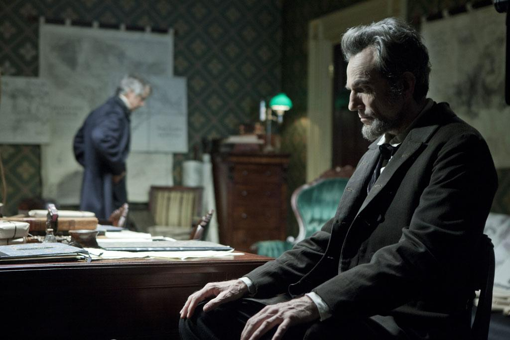"Daniel Day-Lewis as Abraham Lincoln in DreamWorks Pictures' ""Lincoln"" - 2012"