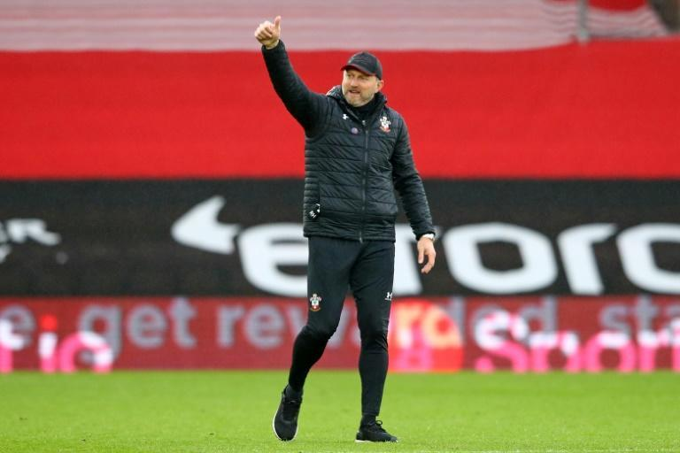 Southampton's Austrian manager Ralph Hasenhuttl's nickname the Alpine Klopp strikes more of a chord now that his Saints are third in the Premier League table