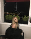 """<p>Mariah Carey likes the finer things in life — and that includes a hotel room with a view when she's in Paris. The diva gave a shout-out to the Plaza Athénée hotel in April 2016 """"for the most beautiful view."""" Not just anyone can make Mariah happy, so kudos to management. (Photo: <a rel=""""nofollow noopener"""" href=""""https://www.instagram.com/p/BEhD2OtreM0/?hl=en"""" target=""""_blank"""" data-ylk=""""slk:Mariah Carey via Instagram"""" class=""""link rapid-noclick-resp"""">Mariah Carey via Instagram</a>) </p>"""