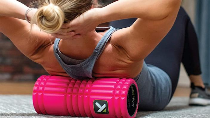 The best compact foam roller on the market just went on sale.