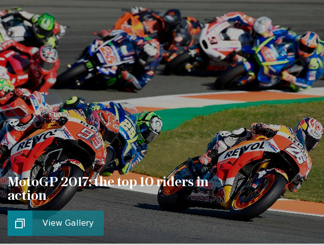 Cars MotoGP 2017 gallery