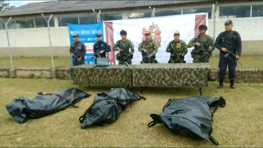 (Military Forces of Colombia/AFP   )