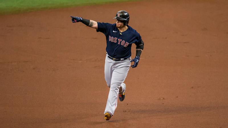 Red Sox-Rays highlights: Boston rallies off Tampa Bay bullpen for 6-3 victory