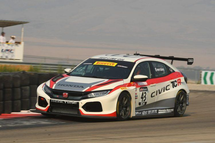 ] Honda Civic Type R TCR