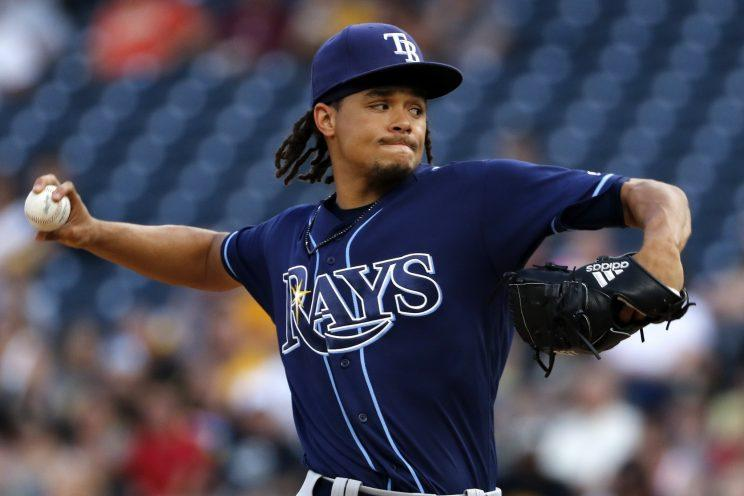 Chris Archer is now an AL All-Star. (AP)