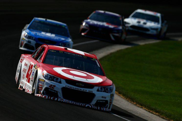 Target to end Chip Ganassi NASCAR sponsorship after 2017 season