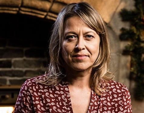 Nicola Walker is a vicar with something to hide in Collateral