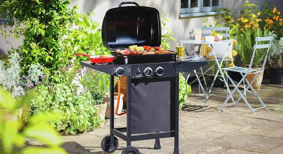 The best BBQs to buy under £100, according to reviews. (Argos)