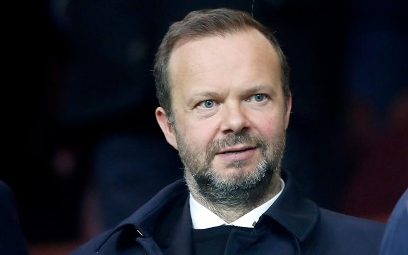 Ed Woodward has taken a hands-on approach to Manchester United's transfer dealings - PA