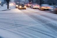 "<p> ""There are clues, dead giveaways that tell you where the most icy and dangerous spots are on the road,"" says Foust. Correctly reading the terrain is key to avoiding a skid or worse—an accident. So our experts agree it's crucial to study the road surface and choose a path that avoids potentially hazardous spots. Foust says, ""If you drive into the shadow of a mountain, or even a stand of tall trees, recognize that there could be some ice or slippery condition hiding in the shade."" So it's important to slow down when you see these clues, even if the rest of the road is bone dry. SRT's Heuschele says he recently noticed an icy condition on his drive home that was causing accidents and completely avoidable. He says, ""It was very cold, about 10 degrees, and the tracks everyone was driving in had turned to glare ice."" He continues, ""All you had to do was move the car over two feet to the right or left and you had great traction. But nobody was doing it."" Sometimes the smartest route isn't the one the rest of the motorists are taking. Debogorski says the most dangerous conditions can be right around freezing. ""Maybe there's still ice on the ground but it's melting,"" he says. ""When the sun comes out and makes the ice wet, you're in trouble unless you have very good tires."" </p>"