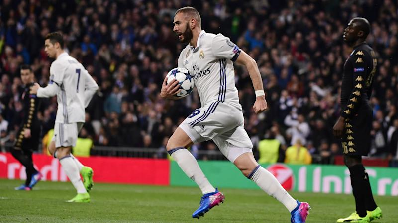 Zidane hails Benzema's equaliser after 'f***** up' Insigne strike