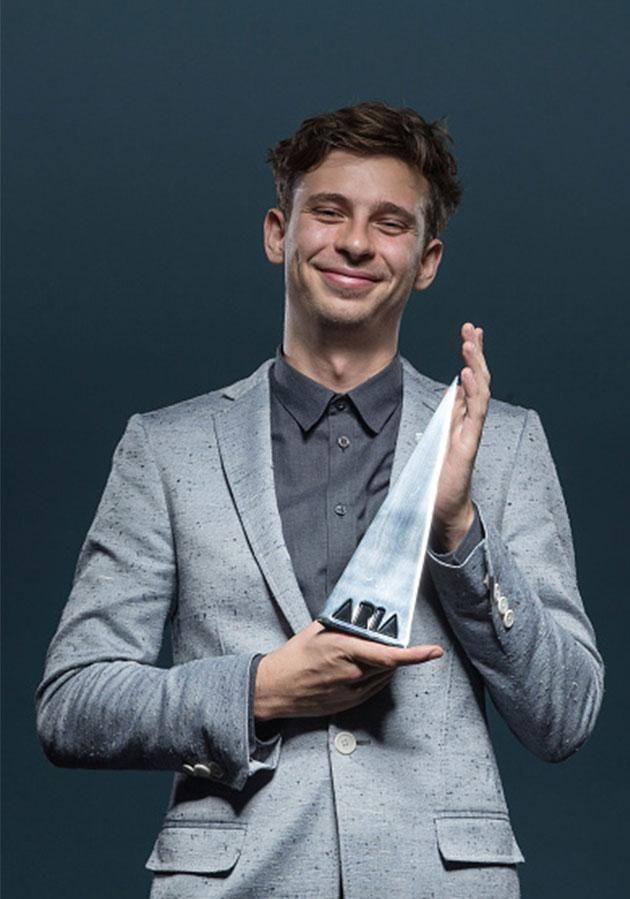 Flume kicked ass at the ARIAs with seven wins! Photo: Getty Images