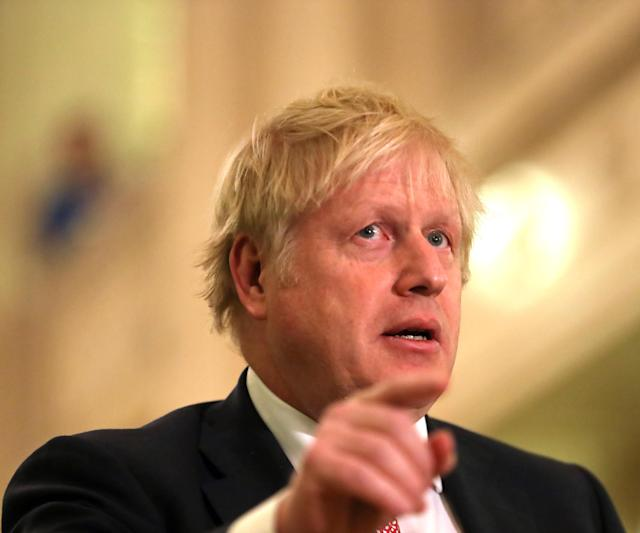 Prime minister Boris Johnson is under pressure from the US over Huawei. Photo: PA