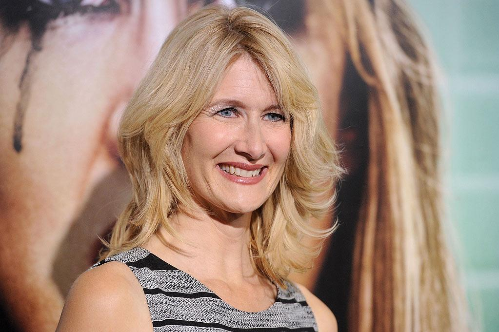 """<a href=""""/laura-dern/contributor/31073"""">Laura Dern</a> arrives at the premiere of HBO's """"<a href=""""/enlightened/show/46295"""">Enlightened</a>"""" at Paramount Theater on October 6, 2011 in Hollywood, California."""