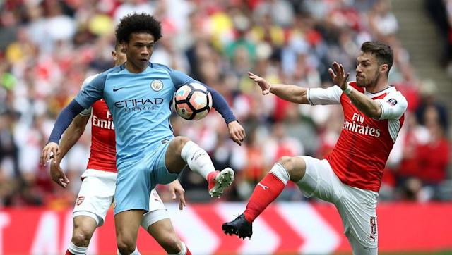 """Former Manchester City star Trevor Sinclair believes Leroy Sane is such a nightmare for Premier League defences because of his sporting background. The German starlet comes from a family of athletes with his dad a former professional footballer and his mum an Olympic bronze medal-winning gymnast - that's some pretty fine genetics. """"When you come to raw fundamentals he is a thoroughbred,"""" said Sinclair, as per Manchester Evening News. """"He is from sporting parents, which is an unfair advantage..."""