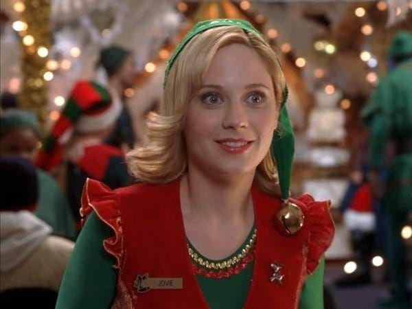 <p>Elf was the ninth feature-film that Zooey Deschanel had appeared in since launching her acting career in 1998 but at the time of its 2003 release, Deschanel was a relatively new actress in Hollywood, making the success of the festive classic that much sweeter. </p>