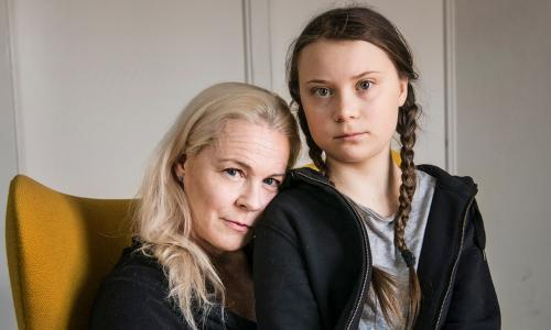 Greta Thunberg's mother reveals teenager's troubled childhood
