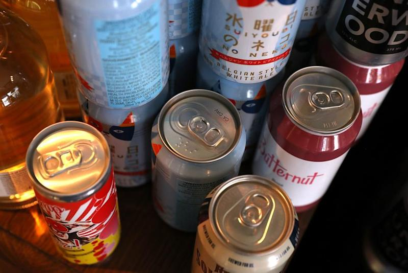 Red, white & booze: 37mn Americans are 'binge drinkers,' CDC study says