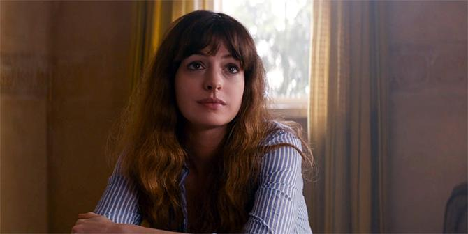 Anne Hathaway en Colossal (©Versus Entertainment)