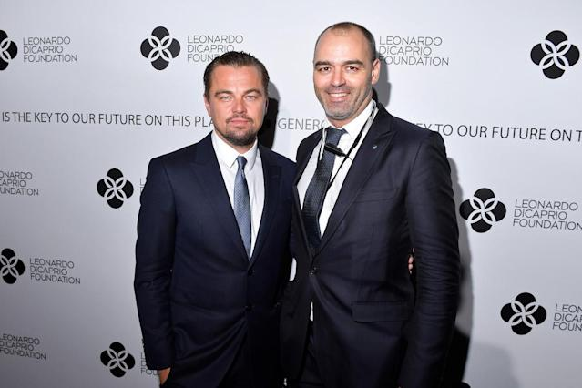 <p>Gatsby is the fundraising chairman of the Leonardo DiCaprio Foundation. (Photo by Victor Boyko/Getty Images for LDC Foundation) </p>