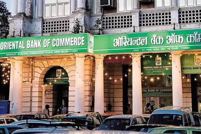 Oriental Bank of Commerce, Indian Bank and Corporation Bank, OBC shares, Prompt Corrective Action, BSE,Corporation Bank