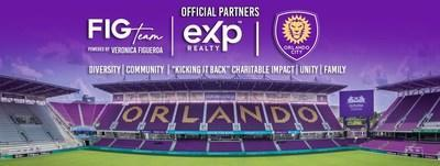 Orlando City Soccer Club has named The Figueroa Team, aka The FIG Team, its official real estate partner.