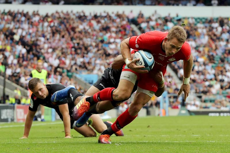Liam Williams Photo: Getty Images