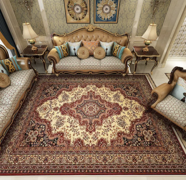 Retro Turkish rug. (PHOTO: Lazada Singapore)