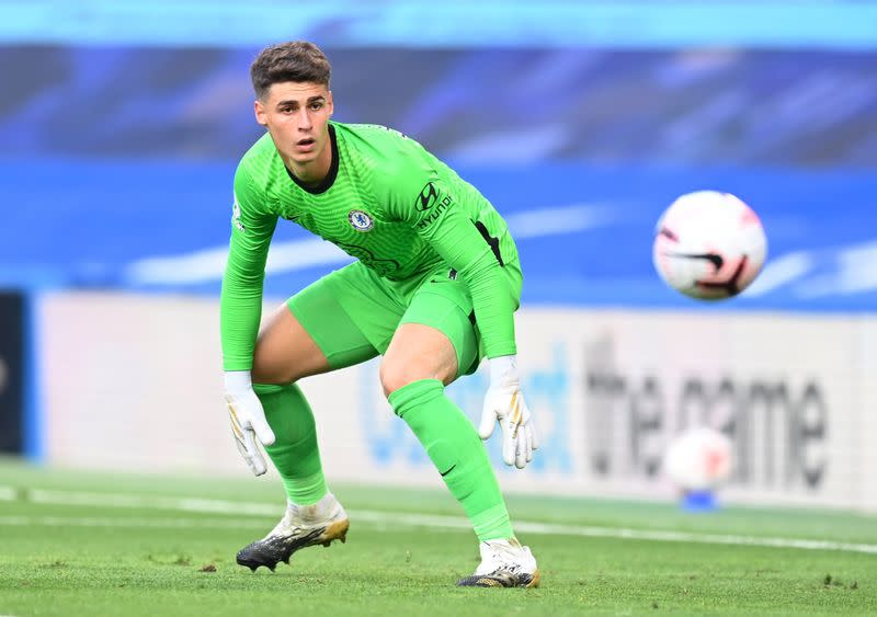 Arrizabalaga made costly mistake but needs support, says Lampard