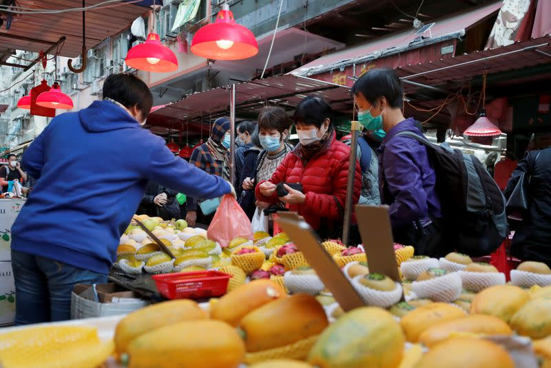 Coronavirus could be knockout blow for Hong Kong's once-thriving tourism, retail sectors