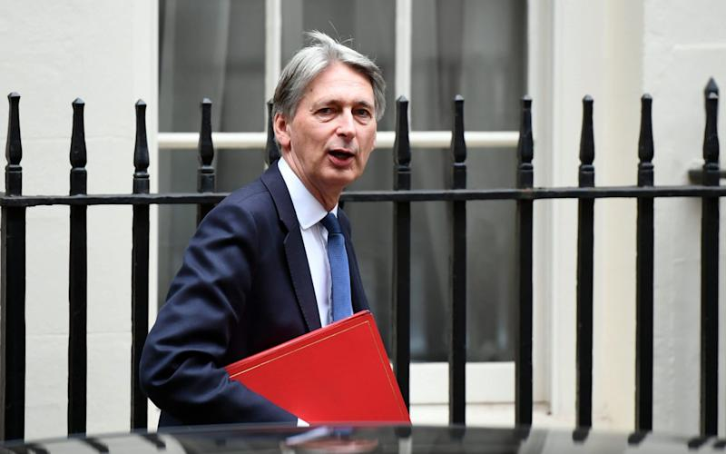 Philip Hammond - Bloomberg