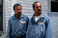 "<p><strong>Cast: </strong>Eddie Murphy, Martin Lawrence, Bernie Mac, Bokeem Woodbine</p><p>Two men team up and head for Mississippi on a bootlegging mission that's supposed to bring in some much-needed cash during Prohibition. But instead, they earn a false murder charge that lands them a life sentence in this comedy-drama.</p><p><a class=""link rapid-noclick-resp"" href=""https://go.redirectingat.com/?id=74968X1583755&xs=1&url=https%3A%2F%2Fwww.hulu.com%2Fwatch%2F0d2d2517-a6b8-44a6-b9ed-7845e218be43&sref=https%3A%2F%2Fwww.oprahmag.com%2Fentertainment%2Ftv-movies%2Fg33966990%2F90s-black-movies%2F%3Fid%3D9143451f-9b7b-4265-bad7-25fad14be1fe%26limit%3D7%26start%3D30"" rel=""nofollow noopener"" target=""_blank"" data-ylk=""slk:WATCH NOW"">WATCH NOW</a></p>"