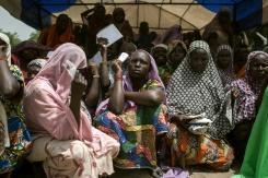 Boko Haram traps starving people in Nigeria, UN warns