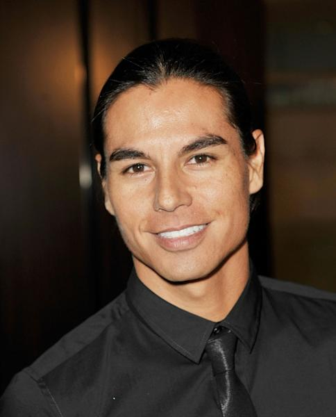 The judge refused to admit the DNA evidence allegedly obtained from the singer's son, Julio Iglesias, Jr. (AFP Photo/KEVIN WINTER)
