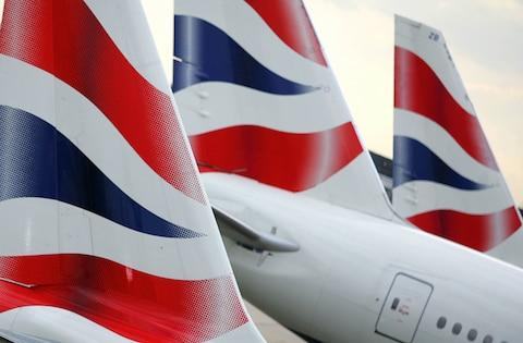 BA was created when British European Airways merged with British Overseas Airways Corporation - Credit: Getty