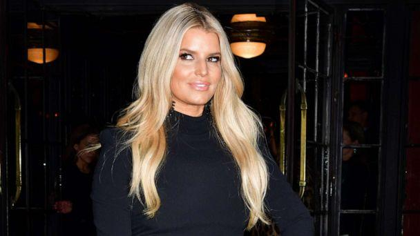 PHOTO:Jessica Simpson seen on the streets of Manhattan on Feb 4, 2020 in New York City. (James Devaney/GC Images/Getty Images, FILe)