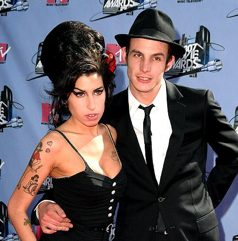 Amy Winehouse's Ex-Husband, Blake Civil-Fielder, on Life Support