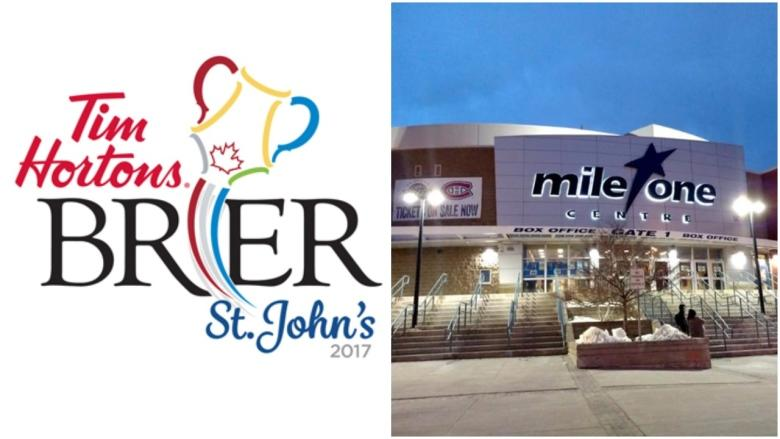 Sale starts for single-draw tickets for Tim Hortons Brier in St. John's