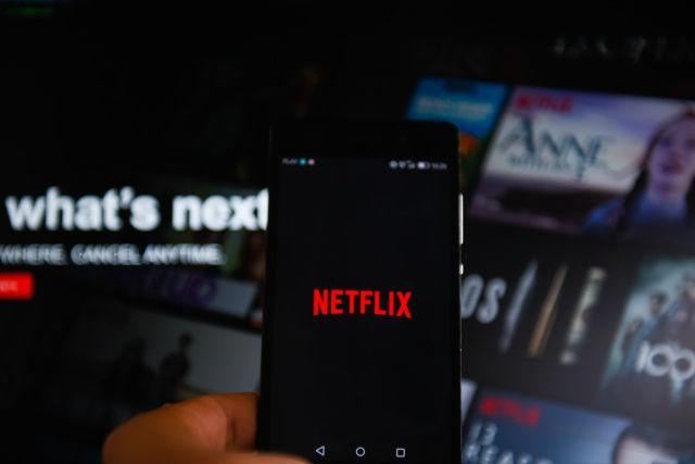 Netflix on android phone
