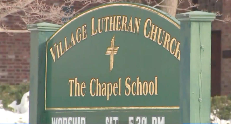 A private school teacher is being investigated, accused of holding 'racist lessons' involving a mock 'slave auction' where white students bid on their black classmates. Source: WPIX11
